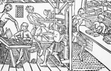 Aldo Manuzio y la máquina de escupir libros
