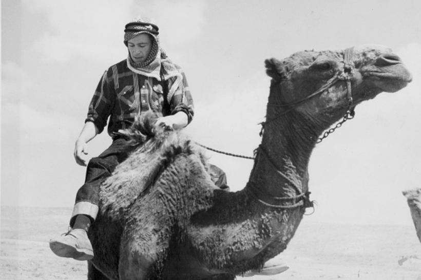 Lawrence of Arabia 1962. Imagen Horizon Pictures.