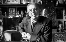 André Breton ca. 1960. Fotografía: Cordon Press.