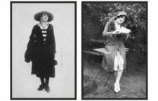 Suzanne Landgard (Paul Grappe), París, 1925. Fotografía: Archives Nationales / Fonds Maurice Garçon. 3 - Lili Elbe (Einar Wegener), Copenhague, 1930. Fotografía: Wellcome Library.