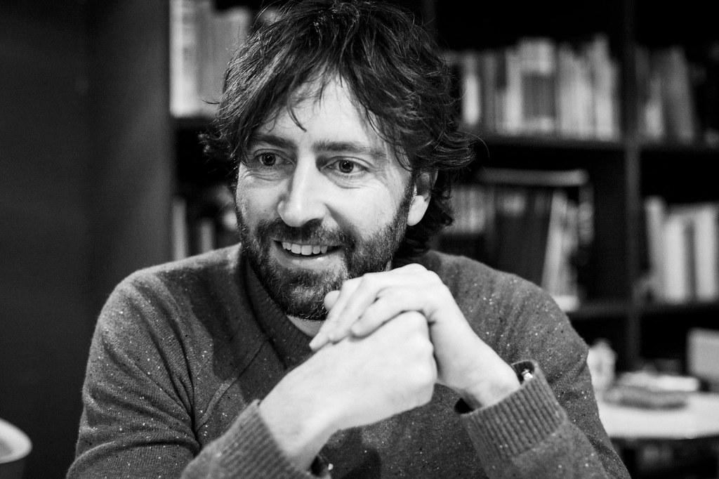 Daniel Sánchez Arévalo para JD 1