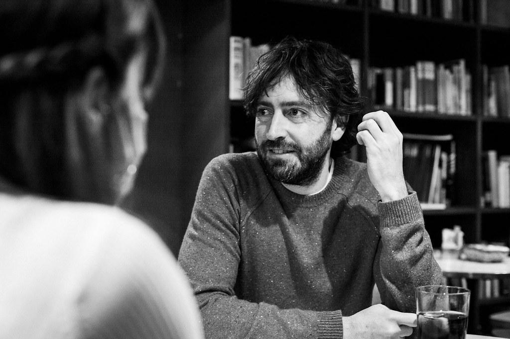Daniel Sánchez Arévalo para JD 4