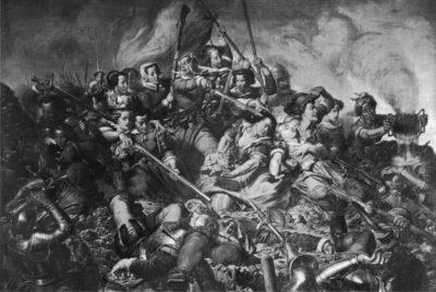 La guerra de Flandes (I): Orange no hace surf
