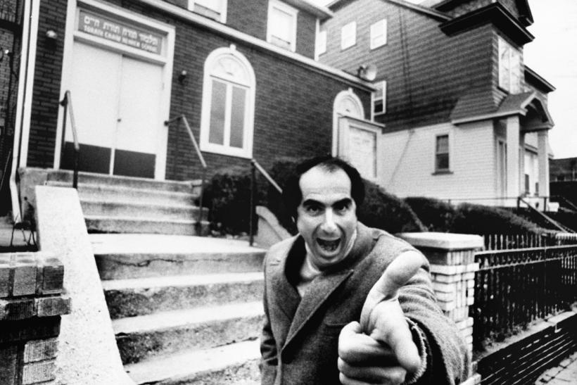 Philip Roth 1968. Fotografía Bob Peterson Getty.