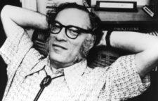Isaac Asimov en 1980. Foto: Cordon Press.