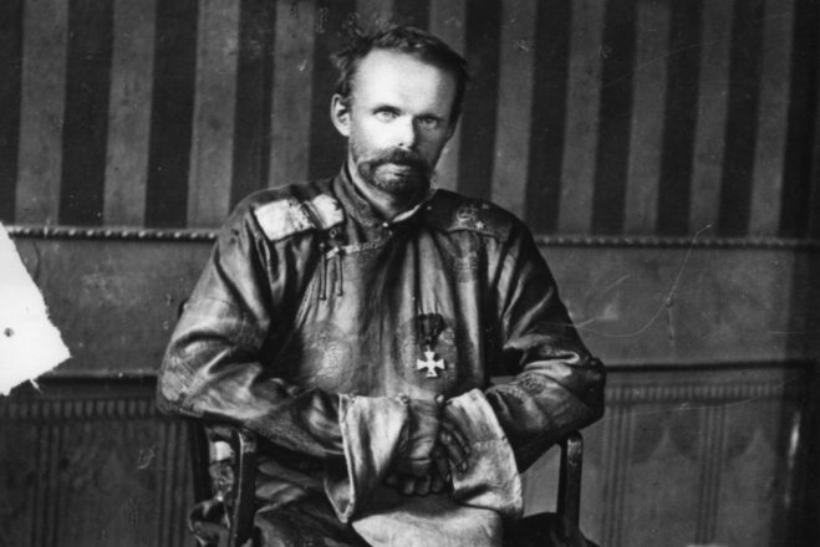Roman von Ungern Sternberg