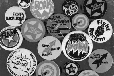 El año en que milité en la Anti-Nazi League