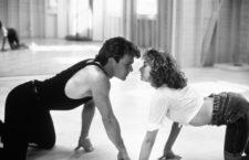 Patrick Swayze y Jennifer Grey en Dirty Dancing, 1987. Fotografía: 20th Century Fox.