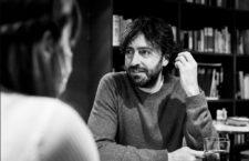 Daniel Sánchez Arévalo: «Me he fundido todos los ahorros para poder escribir»
