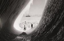 Una imagen de la British Antarctic Expedition, enero de 1911. Fotografía: Herbert Pointing / National Library New Zealand (DP).
