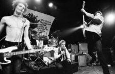 Los Sex Pistols, 1978. Fotografía: Getty.