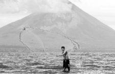 El lago Cocibolca o Nicaragua, 2014. Fotografía: Cordon Press.