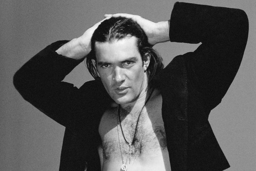 Antonio Banderas latin lover