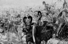 Los héroes de Maratón. Fotografía: Cordon Press