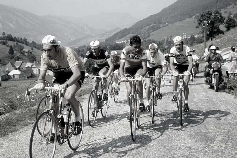 Merckx Petersson Ocana Zoetemelk Thevenet.