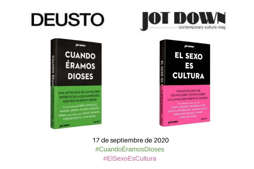 Sello editorial Ediciones Deusto Fecha de publicacion 17 de septiembre de 2020 Precio 19.95 E 9.99 E eBook Numero de paginas 304 256