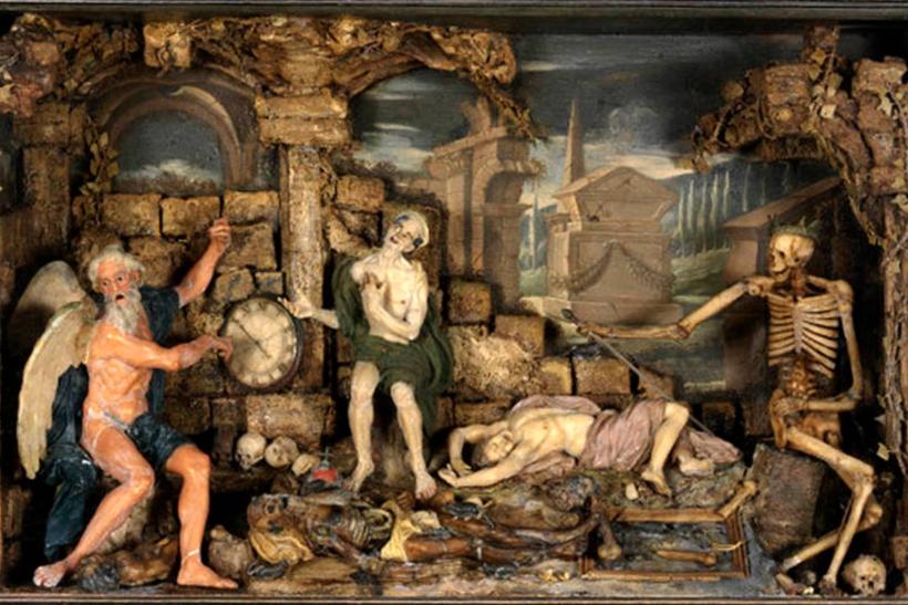 Tiempo y muerte de Caterina de Julianis