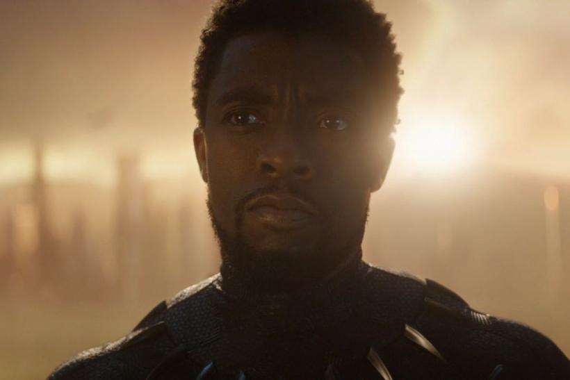 avengers endgame black