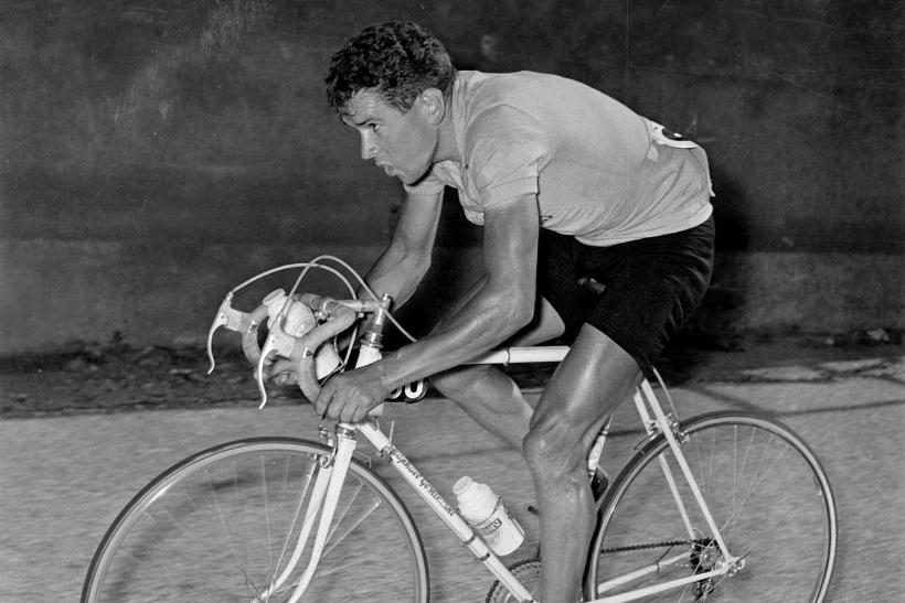 Roger Walkowiak, campeón del Tour 56