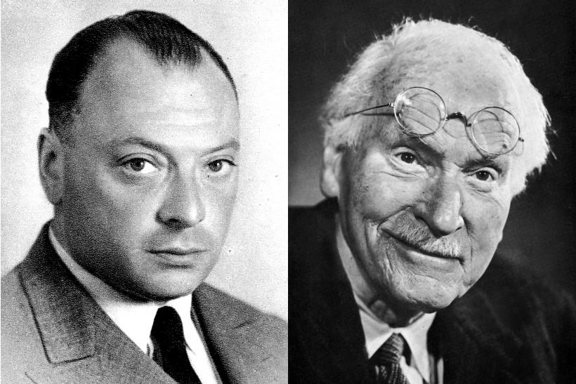 científicos, Pauli, Jung