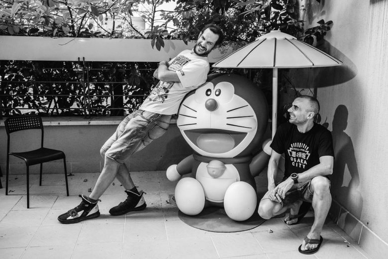 Marc Bernabé y Oriol Estrada: «Si no hubiera habido Dragon Ball, el manga en España hubiera sido algo más esnob»