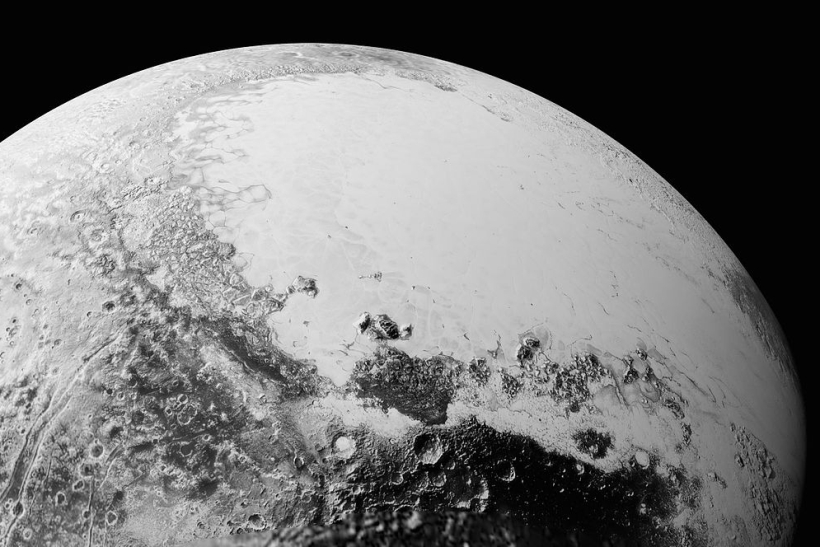 NH Pluto SphericalMosaic 20150910