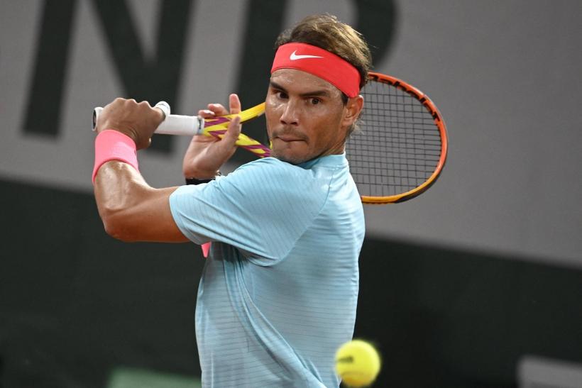 Rafa Nadal. Foto Cordon Press.