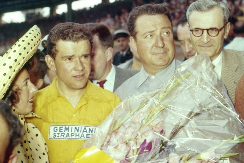 Tour de Francia 1956