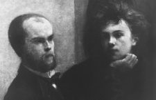 Verlaine & Rimbaud. Detalle de «Le coin de table,» de Henri Fantin-Latour. The Granger Collection, New York.