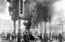 Revolución Industrial Alemania. Fotografía: Roger Viollet.