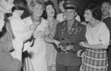 Yuri Gagarin. Fotografía: TopFoto. Cordon Press.