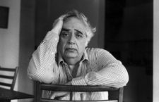 Harold Bloom (1930-2019). Foto: Cordon.
