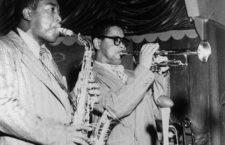 Charlie Parker y Dizzy Gillespie. (DP)