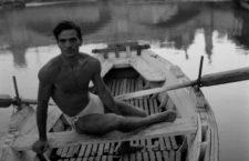 Pier Paolo Pasolini en 1950. Foto: Corbis.