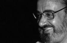 Alfonso Sastre en 1987. Foto: Cordon.