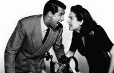 Cary Grant y Rosalind Russell en His Girl Friday (Luna nueva), 1940, primera adaptación dela obra teatral The Front Page. Fotografía: Columbia Pictures.