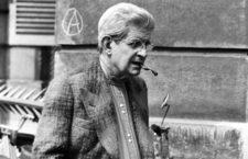 Jacques Lacan, 1976. Fotografía: Cordon.