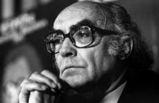 Jose Saramago en 1997. Foto: Cordon Press.