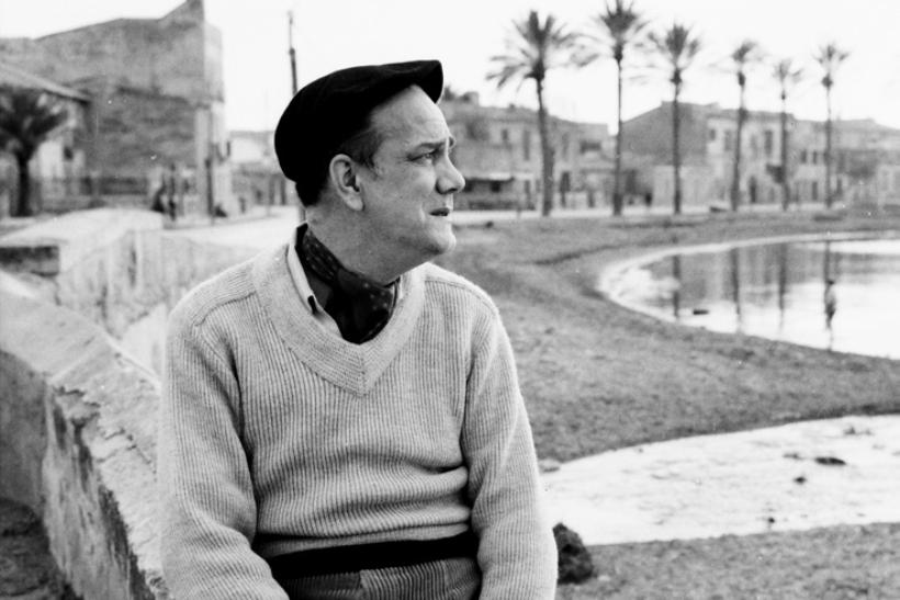 Camilo José Cela, 1961. Fotografía: Cordon.