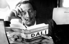 Salvador Dalí, 1959. Fotografía: Getty.