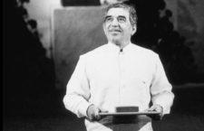 Gabriel García Márquez. Foto: Cordon Press.