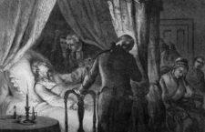 The Death of Washington, (1877), de Benson J. Lossing (DP)
