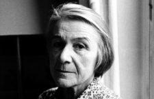 Nathalie Sarraute, 1987. Fotografía: Louis Monier / Getty.