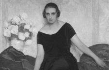 Retrato de la señora Victoria Ocampo, de Anselmo Miguel Nieto,  1922.