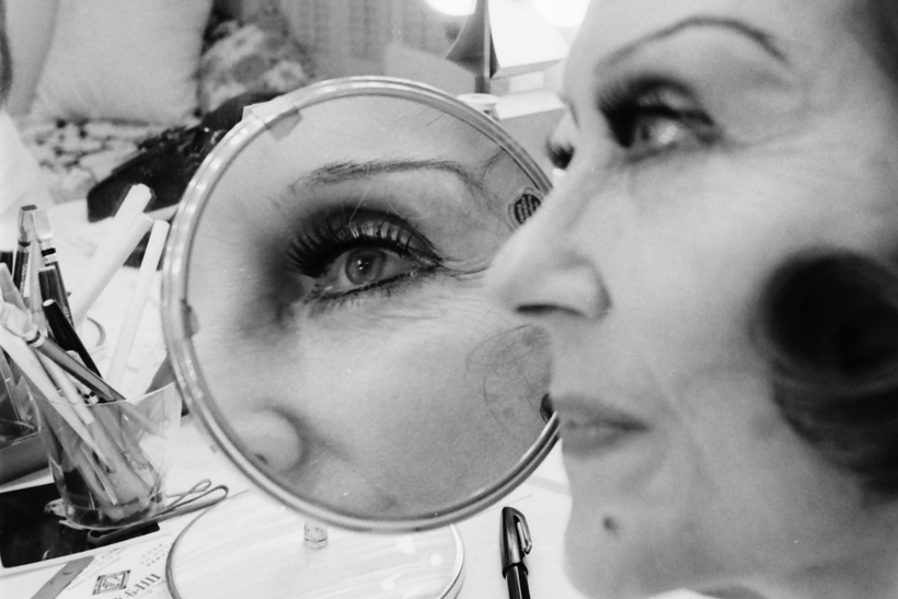 Gloria Swanson fin