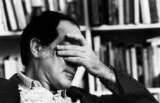 Italo Calvino en 1982. Foto: Cordon.