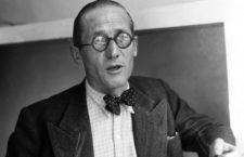 Le Corbusier, 1933. Fotografía: Getty.