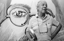 Luis García Berlanga en 1983.. Foto: Corbis.