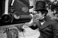 François Truffaut durante el rodaje de L'Enfant sauvage, 1969. Foto: Getty.