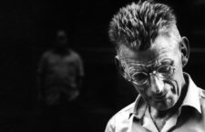 Samuel Beckett, 1964. Fotografía: Getty.